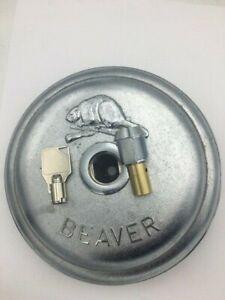 Beaver Lock & Key For Gumball Candy Bulk Vending Machine High Security Free S&H