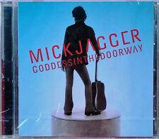 MICK JAGGER - GODDESSINTHEDOORWAY - PROMO CD - STILL SEALED
