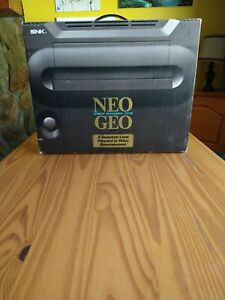 Neo Geo AES Console System Unibios 4.0