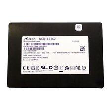Micron ( Crucial ) M600 1TB SSD Solid State Drive 2.5 MTFDDAK1T0MBF SATA III 6.0