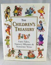 "Random House ""CHILDREN'S TREASURY"" of Fairy Tales & Nursery Rhymes, MILLS - HC"