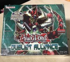 YU-GI-OH! DUELIST ALLIANCE 1ST EDITION BOOSTER BOX KONAMI FACTORY SEALED