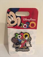 2020 Disney Parks Sorcerer Mickey Mouse Fantasia New Trading Pin Disneyland