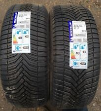 225 50 17 2255017 MICHELIN CROSS CLIMATE + NEW TYRES 98V XL FITTING SERVICE
