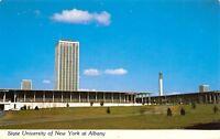 Albany~State University of New York~SUNY~Mohawk Quad~1970s Postcard