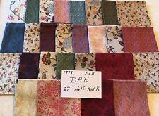 Dar (Daughter of Amer Revolution Museum Fabric Collection, P&B 1998, 27 Half Yd