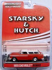 "1955 Chevrolet Nomad rot  ""Starsky & Hutch"" / Greenlight Hollywood 1:64"