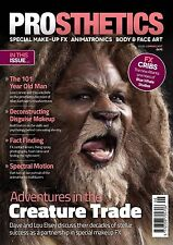 PROSTHETICS Magazine #6: Make-Up Effects THE WIZ Dave & Lou Elsey SPECTRAL New!