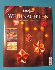 Landlust Special Issue Christmas Die schönsten Ideas to Fixed 1A abs. Top