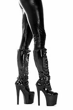 SUPERB CANVAS SEXY EROTIC FETISH LATEX BOOTS #368 QUALITY FRAMED WALL ART A1