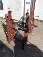 Iron/Cast iron Mangle Garden Antiques