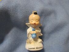 "Josef Original? Boy ""Japanese Sandman""1953 Figurine no stickers to confirm Htf"