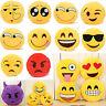 Emoji Cojín Emotion Amarillo Redondo Relleno Peluche Muñecos De Peluche Muñeca