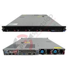 HP ProLiant DL360 G6 Rack Server 16GB RAM 4x72GB HDD Xeon X5560 4x 2.8GHz  #1