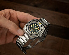 NEW Esoteric Bathyal Verde By Ocean Crawler Fume Green Auto Sapphire 600M Diver