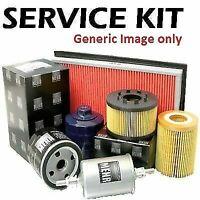 Fits Ford Ka 1.3i Petrol 03-09 Oil, Fuel, Air & Cabin Filter Service Kit (F15)