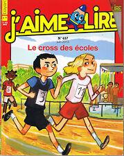 Le cross des écoles * Jean TEVELIS * J'aime Lire 437 Jeunesse pas de CD