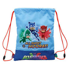 Saco plano Junior Pjmasks SAFTA SA. 8412688276608