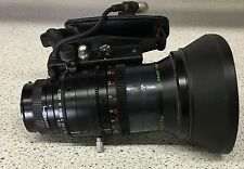 Fujinon EAGLE S16x7BRM-24B 1:1.4/7 112mm Tv Video Zoom Lens