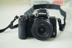 Nikon Z 50 20.9MP with 16-50mm VR Lens Kit Mirrorless Camera - Black