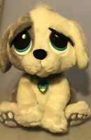 Rescue Pets Happy/Sad Animated Dog Plush