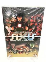 Avengers X-Men AXIS Collects #1-9 Rick Remender Marvel HC Hard Cover New Sealed