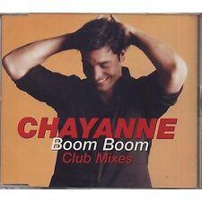 CHAYANNE - Boom Boom - MAXI CDs SINGLE 2000 3 TRACKS USATO OTTIME CONDIZIONI