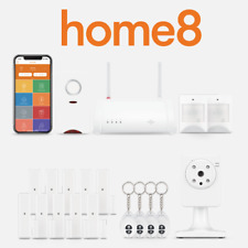 Home8 Security System 19 pieces (10 doors, 2 motion sensors, Wifi Camera & more)