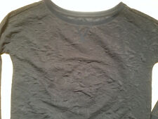 SWEAT SHIRT H&M DIVIDED S 34 36 PULL TSHIRT TEE SHIRT HM Vintage