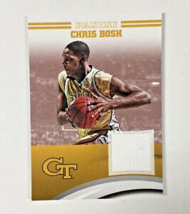 2016 Panini Collegiate Georgia Tech Chris Bosh patch card