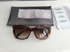 60% Off Alexander McQueen Designer Studded Sunglasses - Made In ITALY...RRP £467