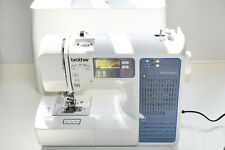 Brother FS100WT Free Motion Embroidery/Sewing Quilting Machine -read description