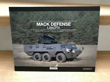 Mack Defense LAKOTA infantry & multirole combat vehicle brochure