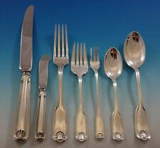Benjamin Franklin by Towle Sterling Silver Flatware Set 12 Service 90 pcs Dinner