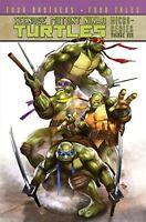 Teenage Mutant Ninja Turtles: Micro-Series Volume 1 [Paperback] Lynch, Brian; Wa