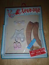 """Vintage 50's-60's Totsy """"Ooh-La-La"""" Outfit Teen-age Fashion 10 1/2"""" Dolls Barbie"""