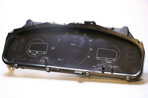 Nissan NX1600 Digital Instrument Cluster with compatible pigtail sockets