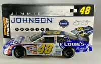 Action Jimmie Johnson #48 Lowe's/60th Anniversary 2006 Monte Carlo 1/24