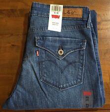 LEVI'S CURVE ID DEMI CURVE CLASSIC BOOT CUT LEG Jeans - Women's 8 Short NWT