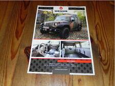 URSUS STORM 3M 243 Polish Truck Militär Military Vehicles RAR brochure prospekt