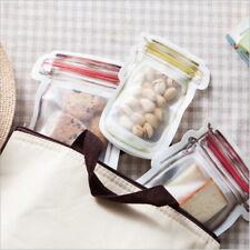 Bolsas Reutilizables De Silicona vacío de alimentos frescos envuelve Nevera contenedores de alimentos