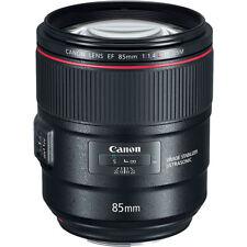 Canon EF 85mm F/1.4l Is USM Lens - 2271C002