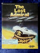 """The Lost Admiral - IBM PC 3.5""""  (1991)"""