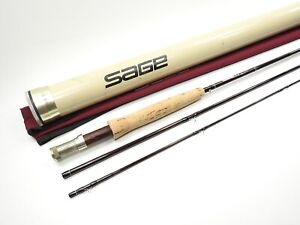 Sage Graphite III 490-3 LL Fly Fishing Rod. 9' 4wt. W/ Tube and Sock.