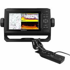 Garmin ECHOMAP Plus 64cv UHD Combo US Offshore w/ Transducer (BlueChart g3)