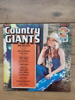Various – Country Giants RCA Camden – PDA 019 2 × Vinyl, LP, Compilation