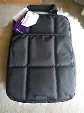 "TARGUS 12"" Grid Essentials Vertical Slipcase laptop bag Strap Missing"