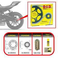 KIT TRASMISSIONE (Transmission Kit) DID - YAMAHA XT 660 X (04-12)