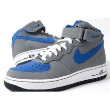 Womens Nike Air Force 1 Mid Nouveau gr:40 gris-bleu Sneaker Shoes COMMAND 90 95 97