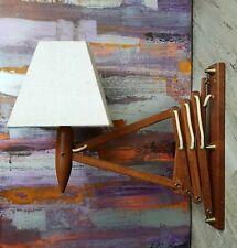 Le Klint Scherenlampe - 50er Jahre Danish Design - teak mid century Scissor Lamp
